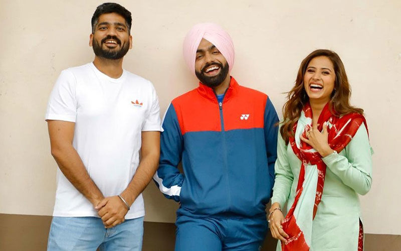 Qismat 2: Ammy Virk Shares Pictures From The Set