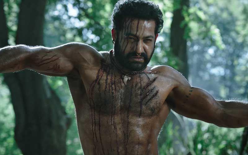 RRR: Jr NTR's First Look As Mighty 'Komaram Bheem' Introduced By SS Rajamouli Is Breathtaking; Ajay Devgn, Alia Bhatt Are In Awe- WATCH