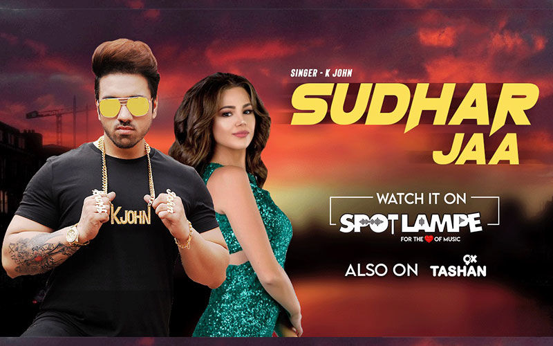 SpotlampE Presents Sudhar Jaa- A Catchy Track By Renowned Artist K John