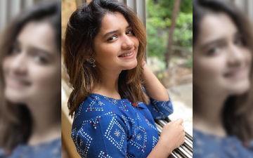 Hruta Durgule Celebrates Her Friendship With Aashutosh Gokhale
