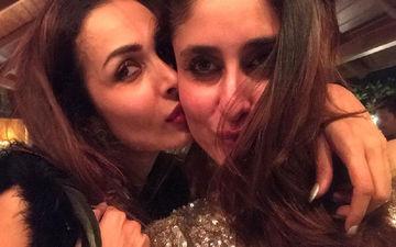A Look At Kareena Kapoor Khan And Malaika Arora's Most Candid Shots Together On Malla's Birthday