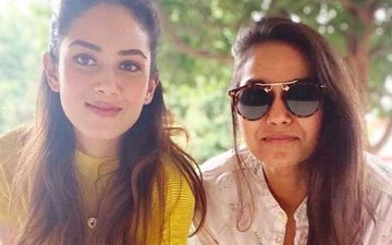 Mira Rajput Reunites With Her Friend Amidst The Coronavirus Pandemic; Shares A Blissful Pic Clicked On Self Timer