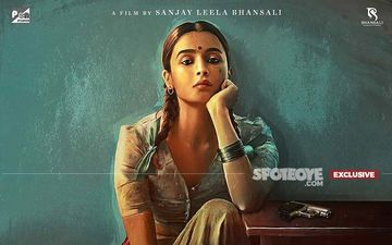 Gangubai Kathiawadi: Alia Bhatt Is A Tireless Tiger Working Night Shifts To Complete Her Schedule By Month End-EXCLUSIVE