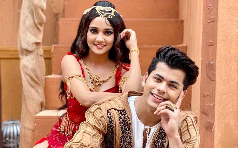Ashi Singh Aka Yasmine Of Aladdin: Naam Toh Suna Hi Hoga Says, 'Siddharth Nigam Helped Me To Ace Action Sequences'