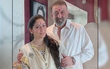 Maanayata Dutt Calls Sanjay Dutt Her 'Ram' In An Emotional Post On Vijaydashami 2020; Says 'There Is No One Like You, Sanju'