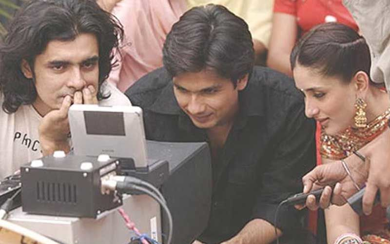 Jab We Met Clocks 13 Years:  Preggers Kareena Kapoor Khan Shares An Unseen Pic With Shahid Kapoor; Also Tags Co-Star In The Celebratory Post