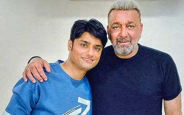 Late Sushant Singh Rajput's Friend Sandip Ssingh Shares A Heart-Warming Pic With Sanjay Dutt; Calls Him 'The Man With An Indomitable Spirit'