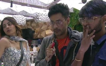 Bigg Boss 14: Shardul Pandit Plays Cupid Between Nikki Tamboli And Jaan Kumar Sanu; Becomes Love Guru For The Duo