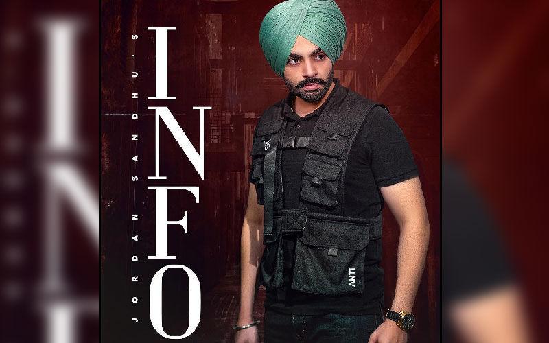 Jordan Sandhu Shares Next Song 'INFO' Poster; Releasing On Nov 2