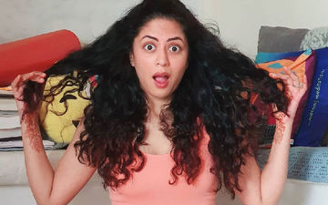 Bigg Boss 14: Kavita Kaushik's Curly Tales Are To Die For; Take A Look At How The Actress Takes Care Of Her Long Tresses