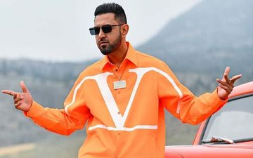 Gippy Grewal's New Song Poster 'Lahu Punjab Da' Out