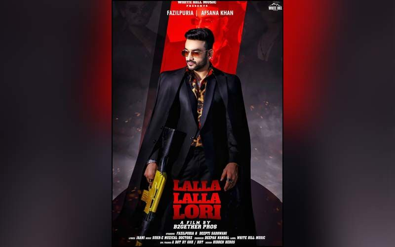 Lalla Lalla Lori By Fazilpuria Ft. Afsana Khan Playing Exclusively On 9X Tashan