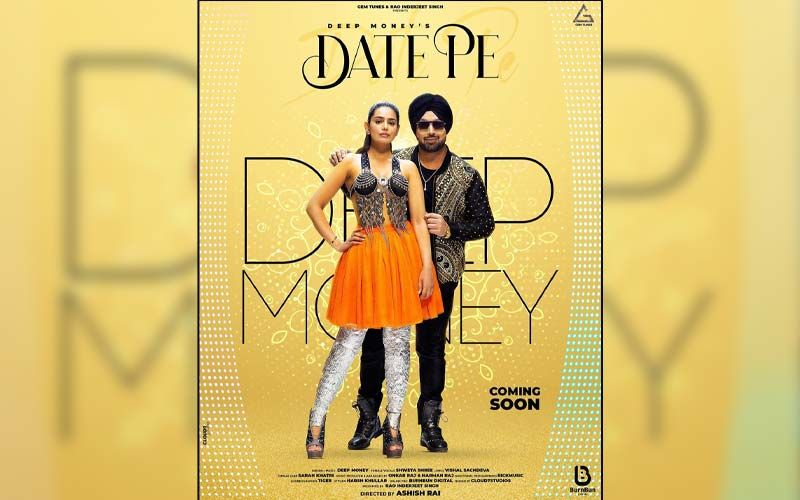 Singer Deep Money Shares Poster Of His New Song 'Date Pe'