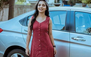 Sayali Sanjeev Looks Her Sporty Best In This New Look Wearing A Gorgeous Shift Dress