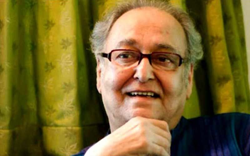 Dadasaheb Phalke Award-Winning Actor Soumitra Chatterjee Tests Positive For COVID-19; Admitted To A Hospital In Kolkata-Reports