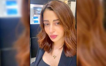 Nehha Pendse's Gorgeous New Photoshoot Brings Out The Charms