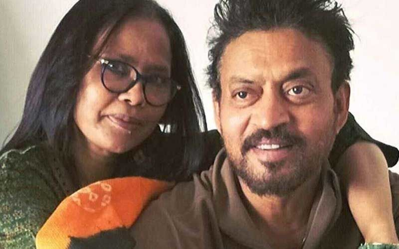 Irrfan Khan's Wife Sutapa Sikdar Shares A Pic Of Late Actor's Decorated Grave; Pens Down A Long Note Celebrating Life And Death
