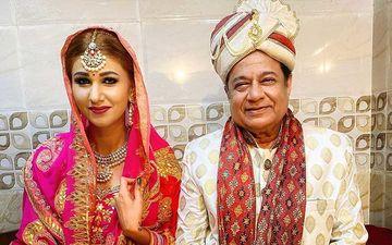Bigg Boss 12 Fame Jasleen Matharu Shares Wedding Pictures With Anup Jalota; Fans Ask 'Yeh Kya Hogaya'