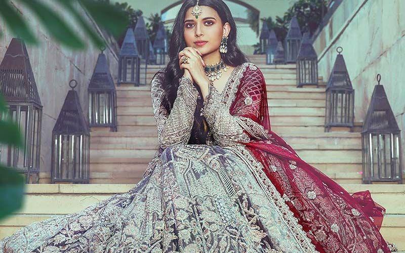 Nimrat Khaira Looks Breathtaking Beautiful In Poster Of Her Next Song 'Time Chakda'