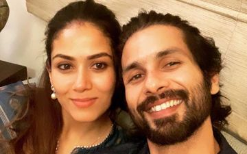 Shahid Kapoor Drops A Mushy Comment On Mira Rajput's Post, Says She Looks 'Too Young To Be A Mom Of 2'; Fans Hail Him As The 'Cutest Hubby Ever'