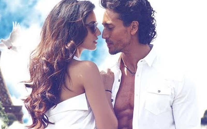 Disha Patani And Tiger Shroff Hang Out At A Private Beach During Their First Holiday Of 2020