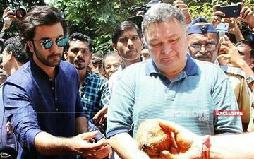 Late Rishi Kapoor And Son Ranbir Kapoor Were Not Planning A Film Together - EXCLUSIVE