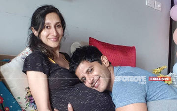 Karanvir Bohra And Wife Teejay Sidhu Head To Canada To Bring In Their Third Baby-EXCLUSIVE