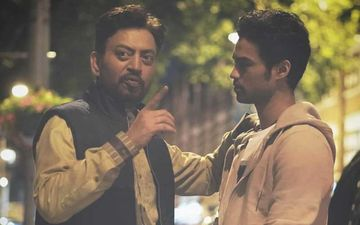 Irrfan Khan's Son Babil Khan Remembers His Dad, Says 'I Still Feel Like You've Gone For A Long Shoot'