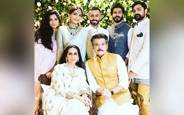 Diwali 2020: Sonam Kapoor Shares A Throwback Pic With Her Family As She Hopes To See Them Soon Together; Says 'I Miss Them With All My Heart'