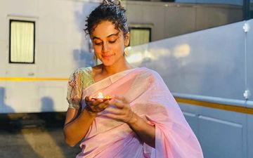 Rashmi Rocket: Taapsee Pannu Wraps Up The Film's Pune Schedule; Actor's Team Plans A Heartfelt Surprise For Her On The Occasion Of Diwali 2020