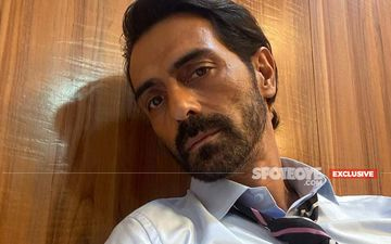 Arjun Rampal Not Shaken By NCB Summon, Says, 'I Have Nothing To Do With Drugs' - EXCLUSIVE