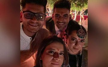 Bhai Dooj 2020: Kangana Ranaut Shares A Pic With Her Sister Rangoli And Brothers; Wishes Them On The Festival