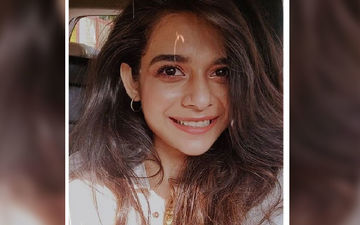 Mithila Palkar Is Back To The Grind With Post Diwali Workout