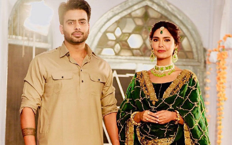 Mankirt Aulakh's Next Song To Feature Esha Gupta; Shares Glimpse On Instagram