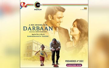 Sharad Kelkar Teases Fans With The Poster Of His Upcoming Web Film Darbaan