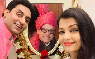 Abhishek Bachchan Shares A Pic Of Father-In-Law Krishnaraj Rai And Says 'I Miss You'; Wishes Wife Aishwarya Rai Bachchan's Father On His Birth Anniversary