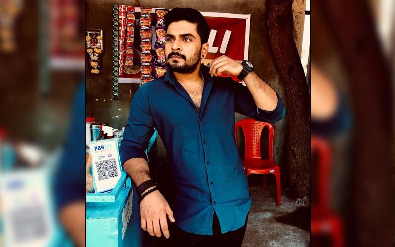 Kaagar Fame Shubhankar Tawde Charms His Fans With His Macho Appeal