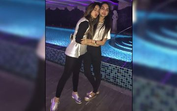 Kiara Advani Posts Adorable Unseen Pictures With Her 'Blingy Behen' Ishita On Her 30th Birthday
