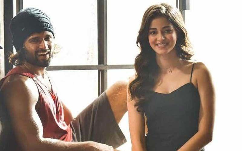 Ananya Panday's Fighter Co-Star Vijay Deverakonda Heaps Praises On The Actress