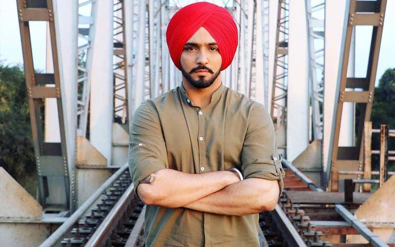 Babbal Rai Shares Look From His Upcoming Film Jeeva`