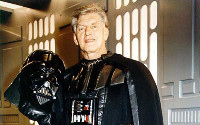 Star Wars Actor Dave Prowse 'Darth Vader' Passes Away At 85; -REPORT