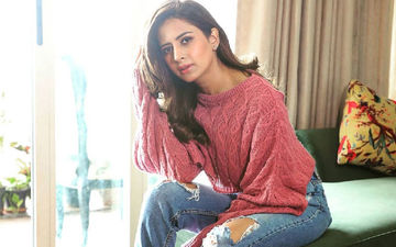 Sargun Mehta Looks Unrecognisable In Her Old School Pic