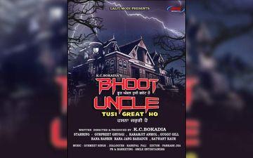 K C Bokadia's Next Horror Comedy Film Bhoot Uncle Tusi Great Ho Goes On Floor