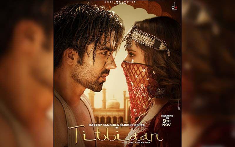 Titliaan: First Look Starring Sargun Mehta, Harrdy Sandhu Is Out; Song Releasing On Nov 9