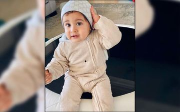 Gippy Grewal Shares Cute Video Of His Son Gurbaaz's First Birthday