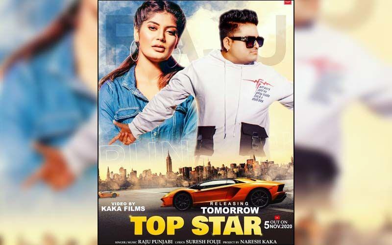 Raju Punjabi's New Single Top Star Exclusive With 9X Tashan