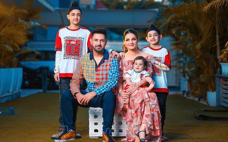 Gippy Grewal's Post For His Wife On Anniversary Day Will Melt Your Heart