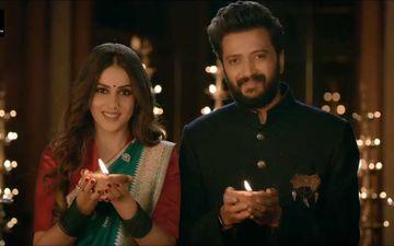 Aashechi Roshnai: Riteish And Genelia Deshmukh Spread Happiness Ahead Of This Diwali