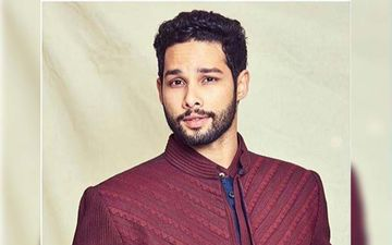 Siddhant Chaturvedi To Have A 'Working Diwali' This Year; Actor Returns To Mumbai And Is Glad To Be Back With His Family For The Festive Season