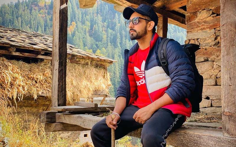 Babbal Rai Shares Looks From His Upcoming Movies